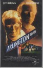 Arlington Road (Jeff Bridges) PAL Universal VHS (#9)