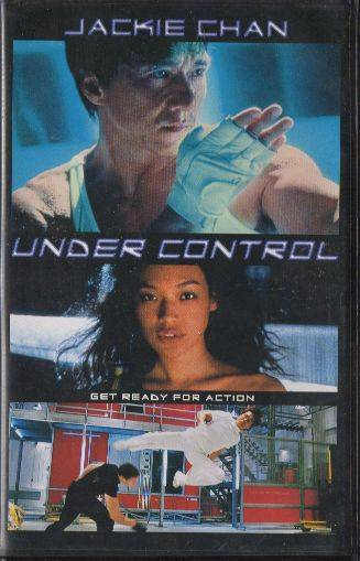 Under Control (Jackie Chan) PAL Warner VHS (#16)