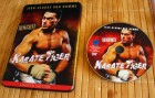 Karate Tiger - Steelbook / Metalpak 1986 Van Damme DVD uncut
