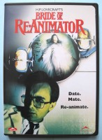BRIDE OF RE-ANIMATOR - UNCUT - US DVD - NEUWERTIG