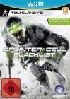 SPLINTER CELL - BLACKLIST - DEUTSCH / UNCUT -Wii U- NEU+OVP