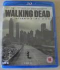 The Walking Dead - Blu Ray - 2 Disc Set Staffel 1 UK