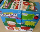 South Park - Volumes 1-3 / Box UK RAR