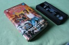 Big Trouble in Little China VHS Kurt Russell CBS FOX