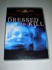 Dressed to Kill +DEUTSCHE DVD-ERSTAUFLAGE+ Brian de Palma !