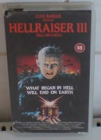 Hellraiser III 3-Hell on Earth(Doug Bradley)TVC UK uncut TOP