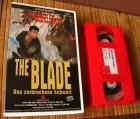 The Blade -Das zerbrochene Schwert 1995 VHS Erstauflage 1996