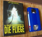 Die Fliege 1986 Original VHS 20th Century Fox 1999