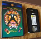 Viva Las Vegas Griswold Vacation VHS Warner 1997 Chevy Chase