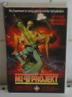 Das MI-8 Projekt(Joe Estevez)UFA Video Großbox no DVD uncut