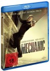 The Mechanic / Jason Statham - Blu-ray - Uncut - Neu/OVP