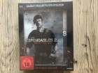 THE EXPENDABLES 2 -Blu Ray Steelbook-Hero Pack-NEU/OVP