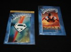 SUPERMAN 1 (I) + SUPERMAN 2 (II) - Deutsch - 2 DVD
