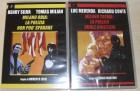 Umberto Lenzi Sergio Martino Pack: Milano trema + Odia DVDs