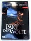 Pakt der Wölfe - 2 DVD's ERSTAUFLAGE !!!!! RAR !!!!