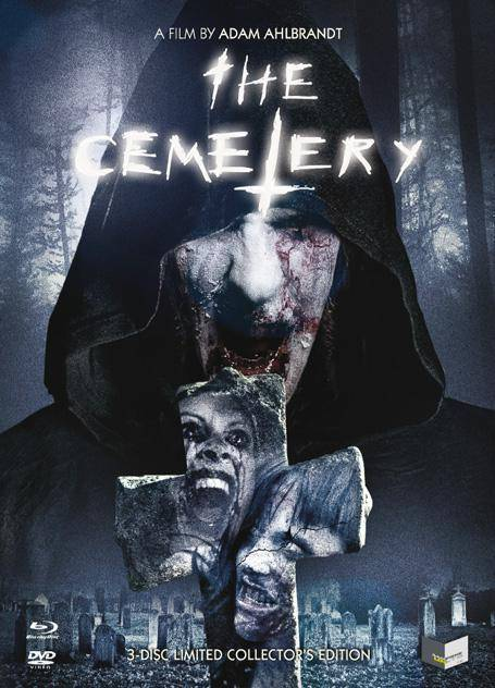 The Cemetery (Cover B) - 3-Disc Limited Collectors Edition