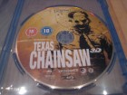 TEXAS CHAINSAW 3 D Blu Ray Uncut R RATED - 2013 KEIN DEUTSCH