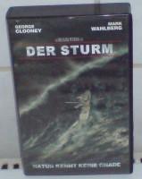 Der Sturm(George Clooney,Mark Wahlberg)Warner Home Video TOP