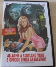 Der Todesrächer von Soho - Jess Franco ULTRARARE DVD Import