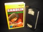 Shaolin - Eine Faust die tötet VHS Movie Star