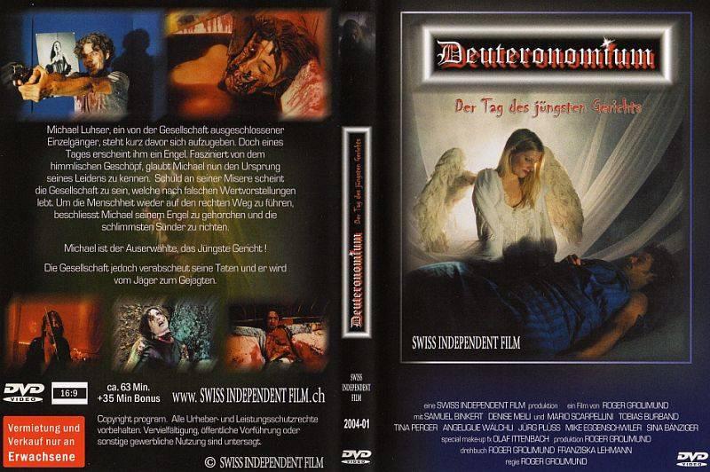 Deuteronomium Der Tag Des Jüngsten Gerichts Uncut Dvd Neu Kaufen