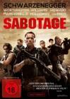 Sabotage (deutsch/uncut) NEU+OVP