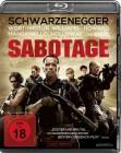Sabotage [Blu-ray] (deutsch/uncut) NEU+OVP