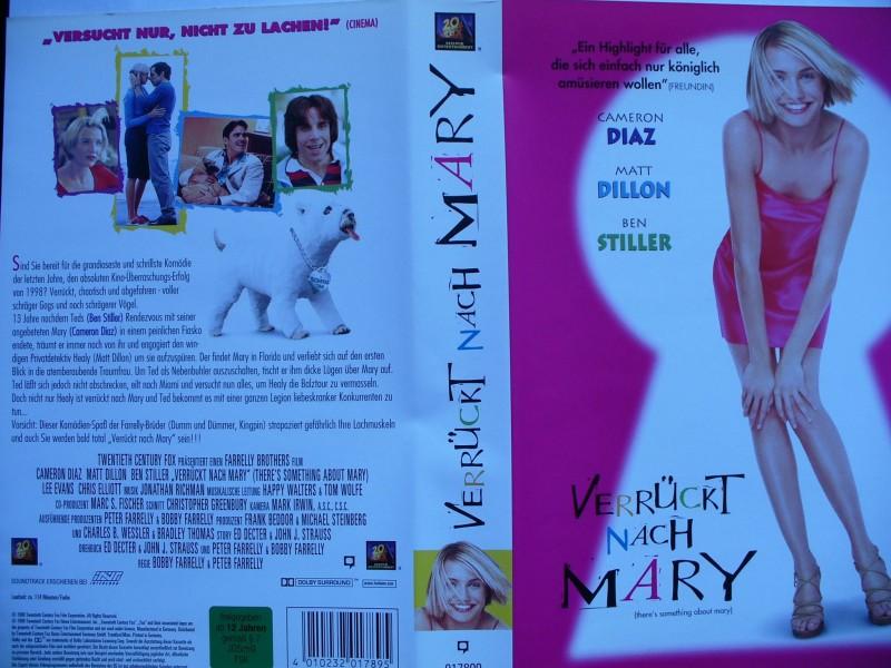 Verrückt nach Mary .. Cameron Diaz, Matt Dillon, Ben Stiller