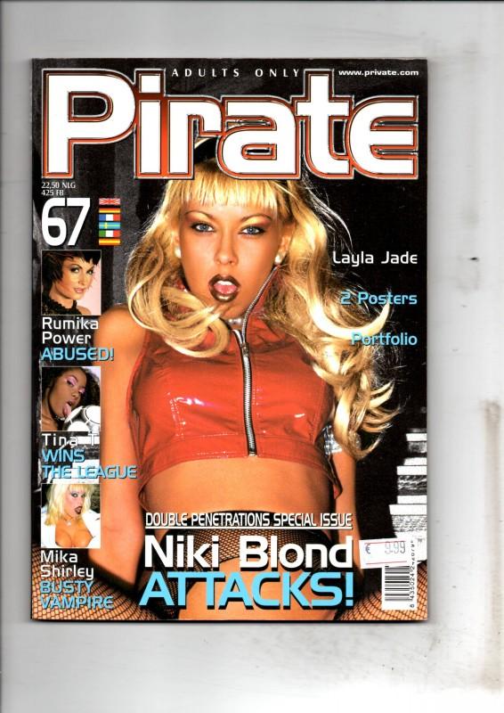 Pirate 67 Magazin NEU