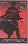Die Maske des Zorro PAL Columbia Tristar VHS (#8)