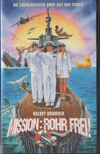 Mission: Rohr frei! PAL Fox VHS (#8)