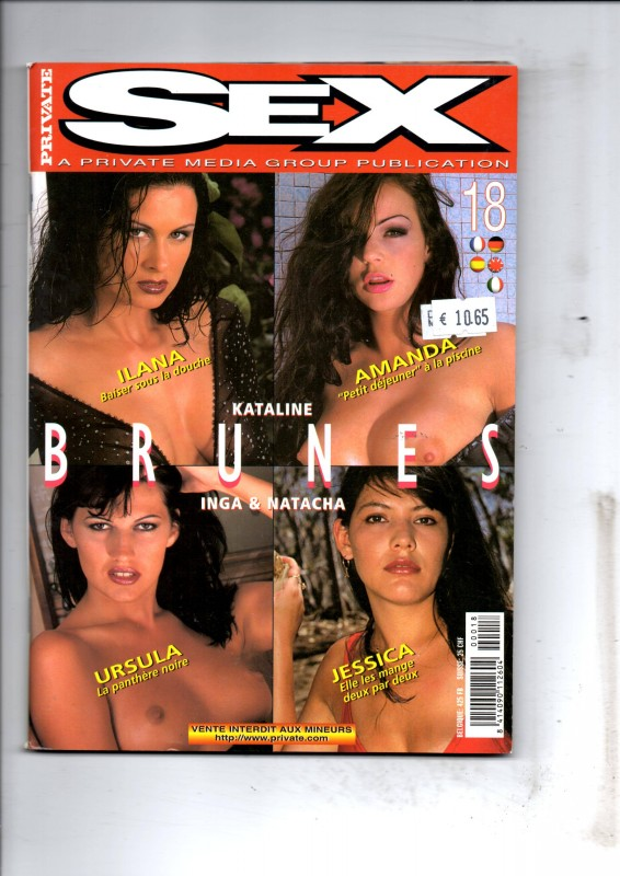 Private Sex 18 Magazin NEU