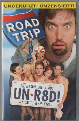 Road Trip PAL Dreamworks VHS (#9)