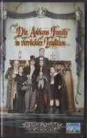Die Addams Family in verrückter Tradition PAL CIC Paramount