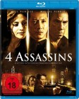 4 Assassins BR - NEU - OVP - Blu Ray