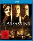 4 Assassins BR - NEU - OVP - Blu Ray