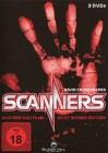 Scanners (Uncut / alle 3 Kultfilme in einer Edition / 3DVDs)