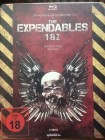 The Expendables 1&2 - DIRECTOR CUT - STEELBOOK - Blu Ray-NEU
