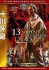 Die 13 Söhne des gelben Drachen - David Chiang, Ti Lung NEU