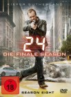 24 - die finale Season (Staffel 8 / Eight) 6-Disc Digipack