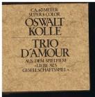 Trio D Amour     Oswalt Kolle  Stephenson Super 8 ( 74 )