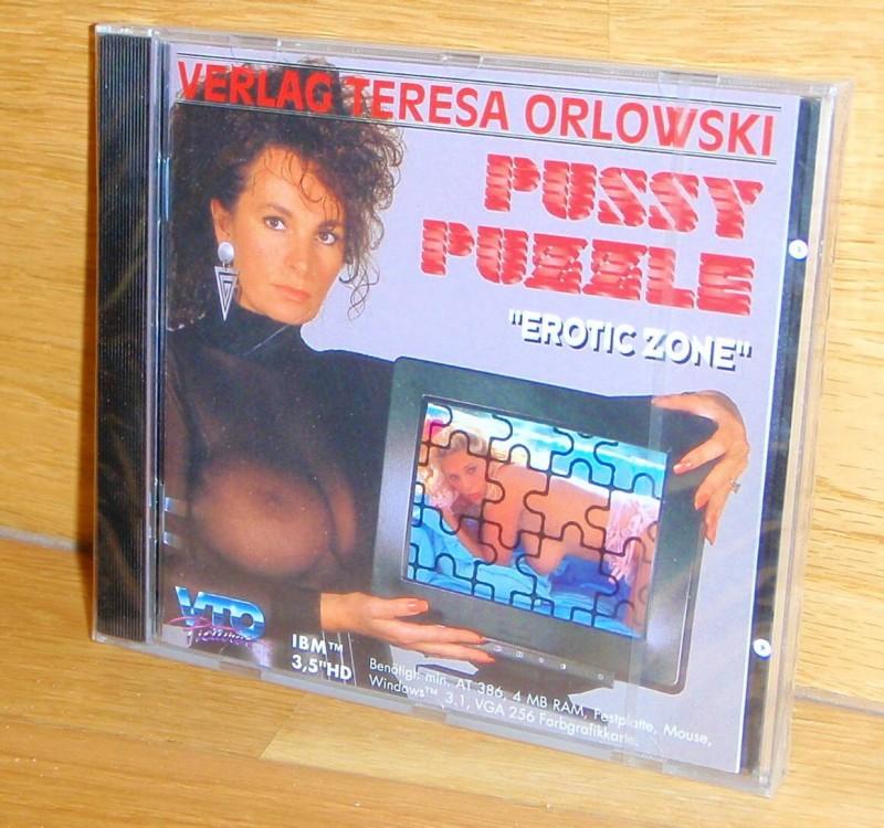 VTO pu**y Puzzle Erotic Zone