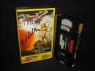 Thor - Der unbesiegbare Barbar VHS mit Autogramm Pront Video