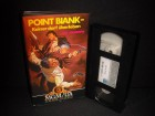 Point Blank - Keiner darf �berleben VHS Lee Marvin MGM/UA