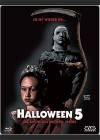 HALLOWEEN 5 (Blu-Ray) - 3D Metalpak - Uncut