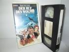 VHS - Der Ruf des Wolfes -Jack Palance - Spectrum Glasbox