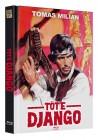Töte Django - Blu-ray Mediabook Lim 1000 OVP
