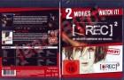 REC 2 / Rec 3 Genesis / Blu Ray NEU OVP uncut
