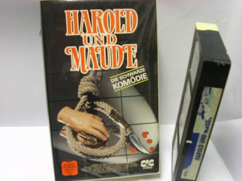 A 717 ) Harold und Maude mit Ruth Gordon & Bud Cort