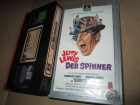 VHS - Der Spinner - Jerry Lewis - RCA COLUMBIA